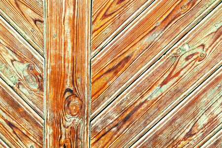 old weathered wood surface on door, texture ready for your design