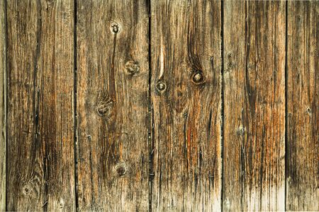 weathered old planks on fence, wooden texture for your design, vintage look 스톡 콘텐츠