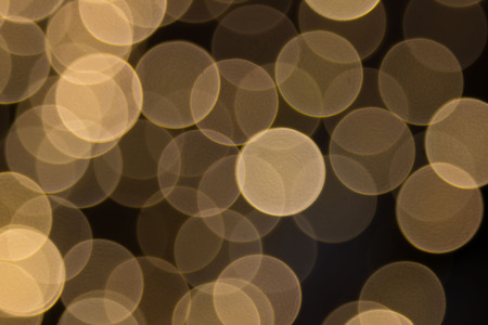 photographic effects: abstract colorful bokeh background