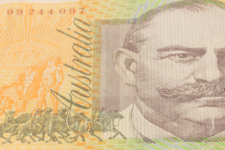 borrowing: a photo of Australian Currency