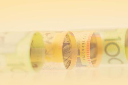 australian dollars: a photo of Australian Currency