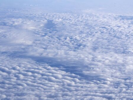 cloudscapes: beautiful cloudscapes from an airplane