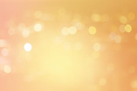 Gouden en gele cirkel, abstracte achtergrond.