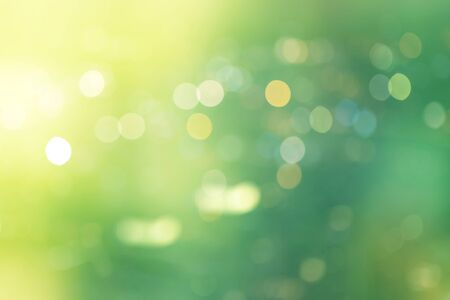 beautiful green natural bokeh,  abstract background