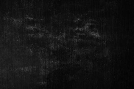 Grunge black wood for vintage or retro background. 写真素材