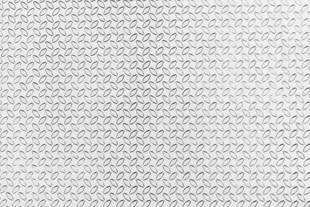 Photo shoot of abstract background from white metal plate surface texture. Shiny pattern backdrop.