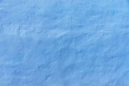Abstract background from blue concrete texture wall. 写真素材