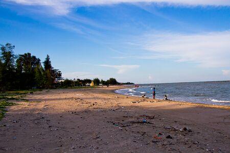 seashores: the beach