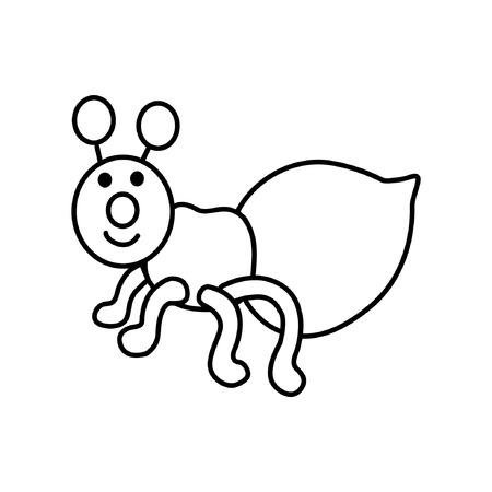 ants Vector