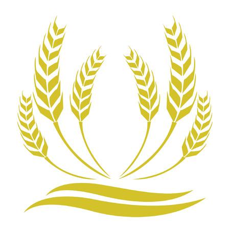 Vecteur de blé Banque d'images - 32357758