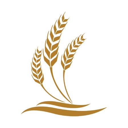 wheat  イラスト・ベクター素材