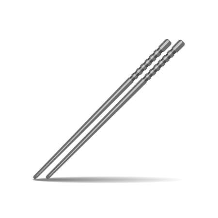 Chopsticks Illustration