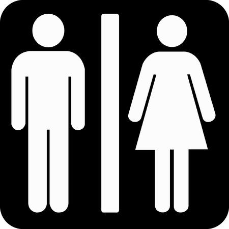 toilets icon Vector