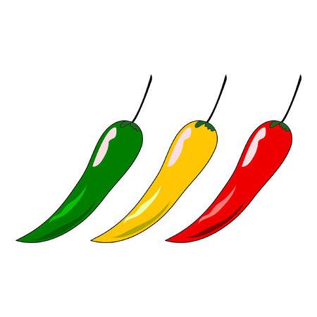 chili Vector