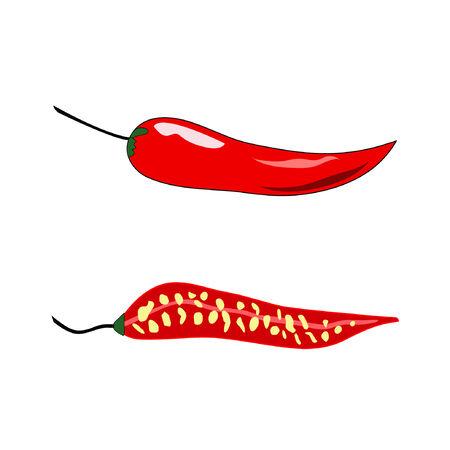 chili Ilustração