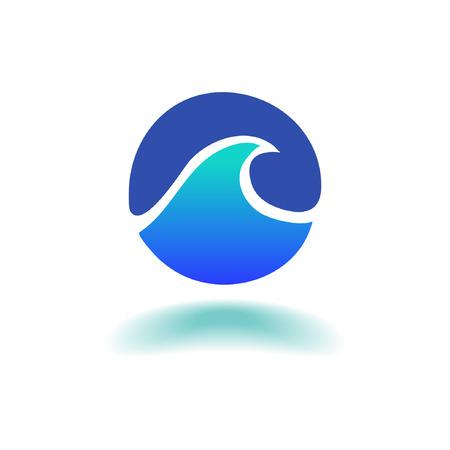 Surf Vektor Standard-Bild - 33880501