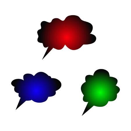dialog: dialog vector Illustration