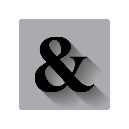 logical: ampersand programming logical operator Illustration