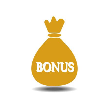 geldzak bonus icoon