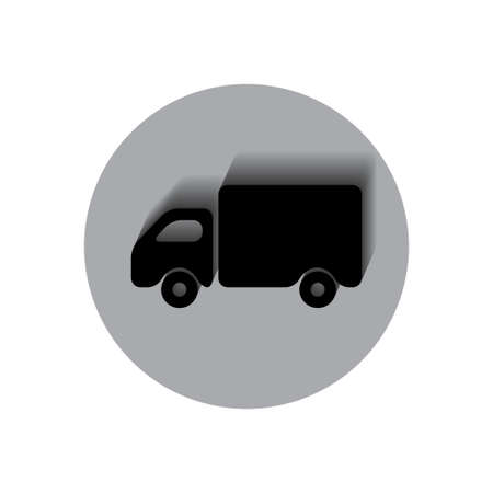 cargo van: delivery truck cargo van