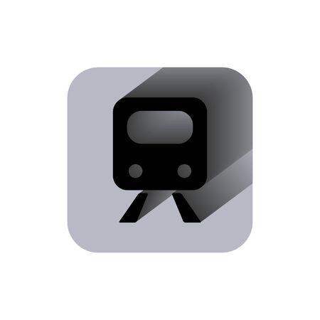 underground: subway train underground speech bubbles