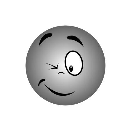 emozioni: emozioni cartone animato volto Vettoriali