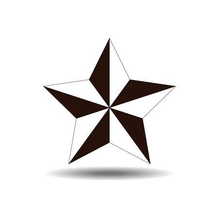 nautical star: nautical star