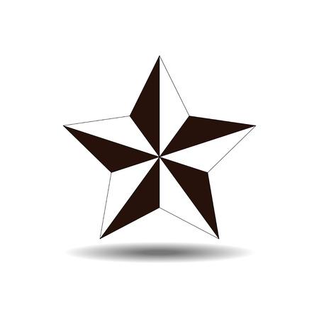 11 825 nautical star stock vector illustration and royalty free rh 123rf com
