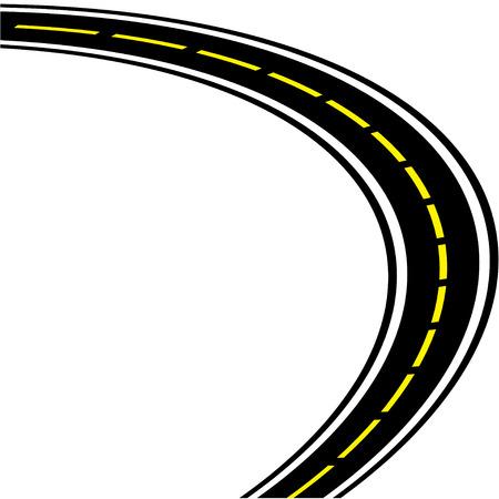 winding: Winding road