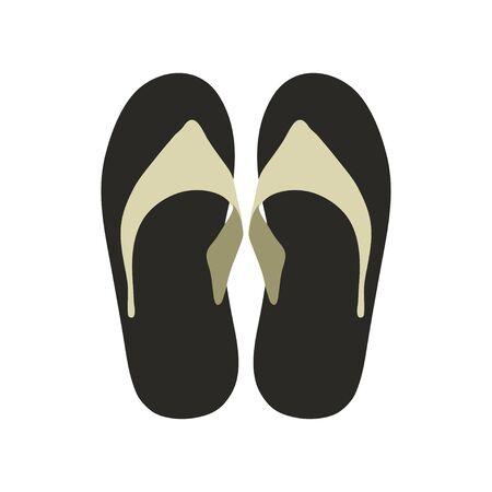 slippers: Vector Slippers Illustration