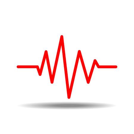 geluidsgolven: geluidsgolven oscillerende