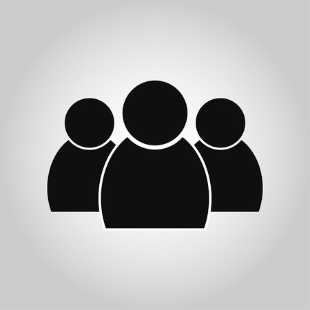 Business mensen pictogrammen