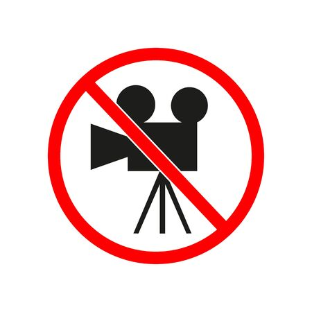 no: no video Illustration