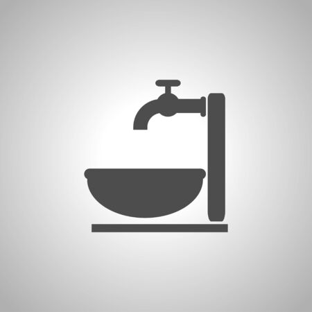 to sink: faucet and sink