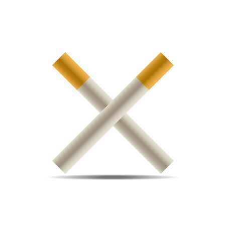 ashes: cigarette