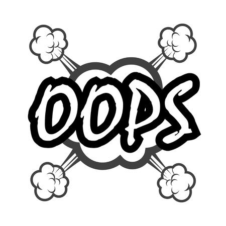 oops: oops comic