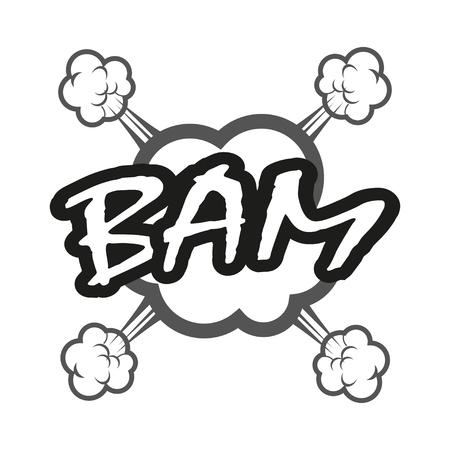 bam: bam comic