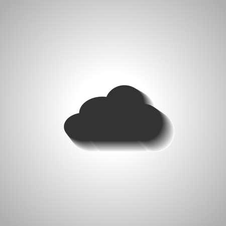 cloud icon: Cloud icon
