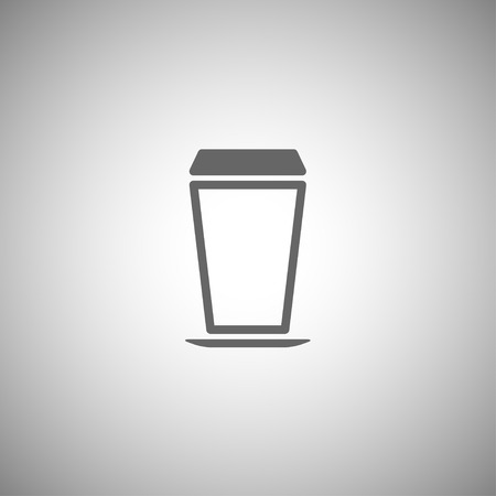 coffee: coffee cups Illustration