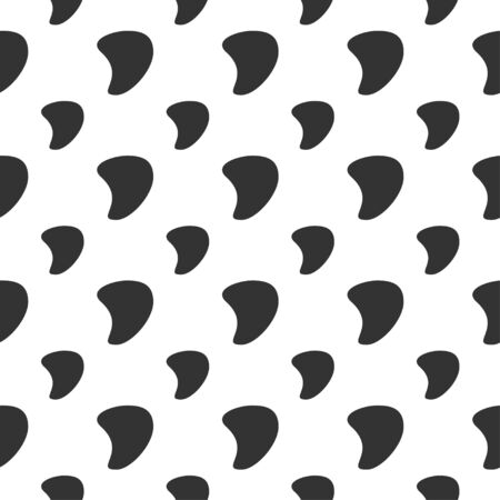 picks: seamless pattern with guitar picks