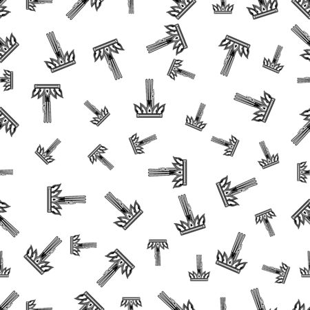 loy: seamless pattern with kratong