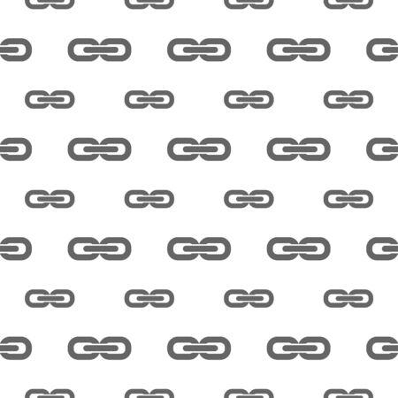 seamless pattern: seamless pattern with chain