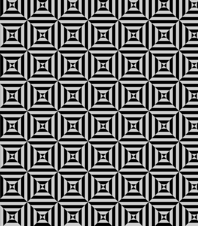 tapestry: Black and White Tapestry Fabric Background that is repeats Illustration
