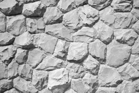 Background texture of stone wall Stock Photo