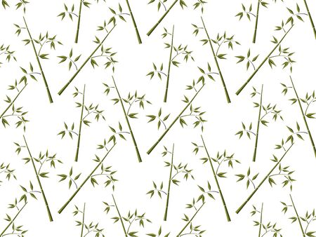 bamboo background. vector pattern.