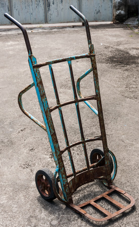two wheel trolley photo