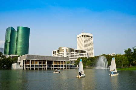 park in bangkok