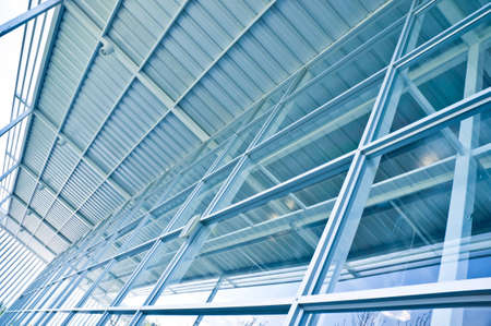moderne Architektur Standard-Bild