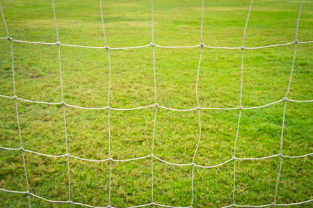 behind a goal perspective