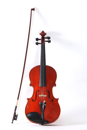 Violin a classical music instrument photo